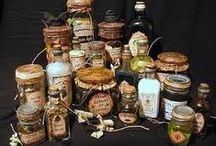 Magickal Beauty Remedies, Make-up, Potions & Lotions / by Prophetess Queen