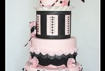 Cakes, cakes & more cakes! / by Theresa Jordaan