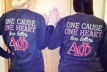 Alpha Phi <3 / by Robin Spencer