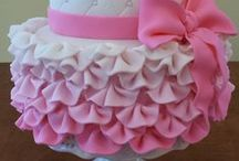 stunning cakes / Do check out my other Cake/Cupcake boards / by Lisa James