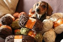 knitting / by Barbara Butterworth-reagan