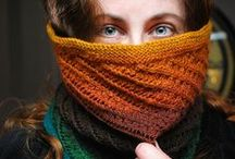 Favorite Cowl Patterns / by The Web-sters