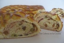 Bread Recipes / by Constanza Suarez Rubiano