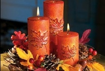 Thanksgiving / Fall Crafts / by Julia