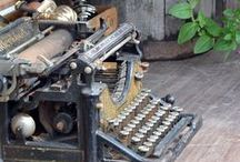 Typewriters / by Gloria Rose