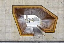 Mobilier Urbain / by Chérif Walid