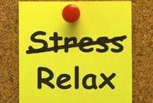 Estrés / relax / by Alimenta tu bienestar