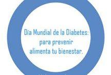 Diabetes / by Alimenta tu bienestar