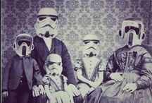 Star Wars♥ / by LuLee Madrid