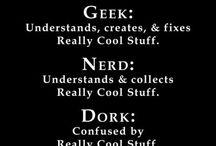 Geekologie / by Ashley Hill