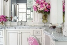 bathrooms / by Judy Yarbrough