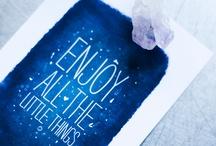 Into the blue / by Glow Magazine Greece