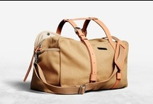 Carry / Inspiration from the world of carry – Bags, luggage, wallets and more. / by Carryology