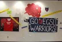 Warrior Pride / by Eastern Connecticut State University