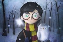 Harry Potter is my lover! / by Andrea Taylor