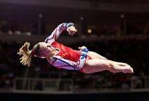Gymnastics / by Rachel S