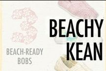 Beach Style / The perfect items to wear or bring to the beach! / by BOBS from SKECHERS