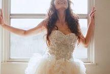 wedding dress / by Ellen Joanne