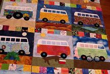 Quilting and Sewing... / by Jan Warner