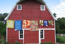 Quilt Barns... / by Jan Warner
