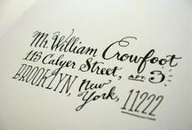 Art Ed: Typography / by Gina Ruchalski