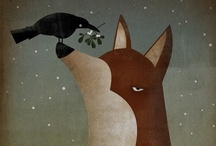Foxes (some may be in socks) / by Mikki Longley