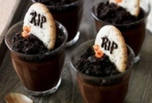 Halloween Sweets / Halloween Sweet Treats  / by Jade Crow