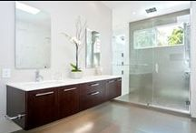 Floating Bath Vanities / by Tradewinds Imports