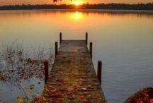 Sunset / by Martina Kemenas