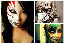 Makeup  for Cosplay or Halloween / by Kaylynn Jondreau