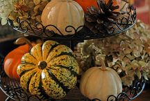 Fall Decor / by Enedina Martinez