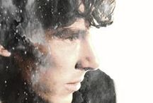 Benedict Cumberbatch - Sherlocked~♥  / by Only Misery