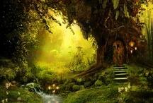Fairies, Fairy Gardens and Magic / by Lite Glow