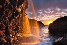 Waterfalls / by Lite Glow