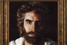 Prince of Peace by Akiane Kramarik / This portrait of Jesus by Akiane Kramarik is the picture Colton Burpo identified as the real Jesus he saw during his visit to heaven.  Read the story in Heaven Is For Real! by Todd Burpo.  Meaningful Easter Gifts! / by Carpentree