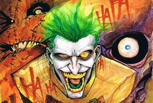 """..:: Arkham Asylum ::.. / """"Introduce a little anarchy, upset the established order, and everything becomes chaos, I'm an agent of chaos , and you know the thing about chaos? It's fair."""" / by Drew Crawford"""