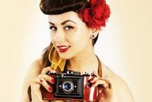 Pin Up / Classic beauty  / by Peter Reker