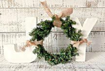Christmas Stuff / by Kaycee Sites