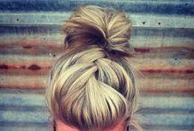 Hair / by Kaycee Sites