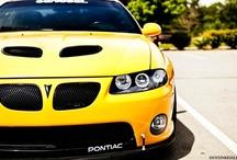 Pontiac / Pontiac / by Kathy Woods