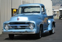 Muscle Trucks of America Directory / Our Pinterest in Muscle Trucks!  Visit our website http://www.MuscleTrucksOfAmerica.com and http://www.MuscleTrucksOfAmerica.com/directory.php / by James Matthews Publishing