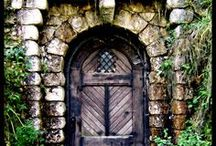 Entrances / by Ginger Whitehead