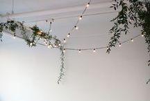 String Lights / by Gardenista
