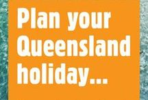 Plan your Queensland holiday / A collection of holiday planning tools to help you plan your ultimate Queensland holiday. / by Queensland