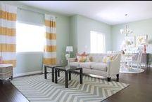 18018 Living Room / by NativeNuyawkah Jess