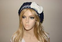 CROCHET - Hats / by MiMi's Modern Crochet Creations