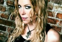 Angela Gossow / by Red Maya