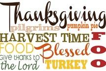Thanksgiving / by u2 fan