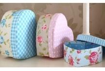 Decorative Storage Boxes / by u2 fan