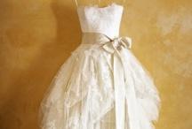 Vintage Style Wedding Gowns / by u2 fan